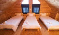 Ezo Fuji Bedroom with Triple Beds | East Hirafu