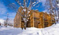 Ezo Yuki Outdoor Area with Snow   East Hirafu