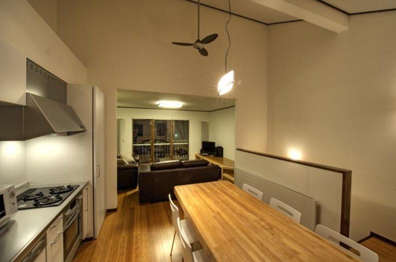 Ezo Yuki Kitchen and Dining Area   East Hirafu
