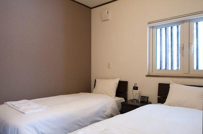 Ezo Yuki Twin Bedroom   East Hirafu