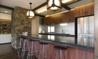 Futagoyama Five Bedroom Chalet Kitchen Area | Middle Hirafu Villag