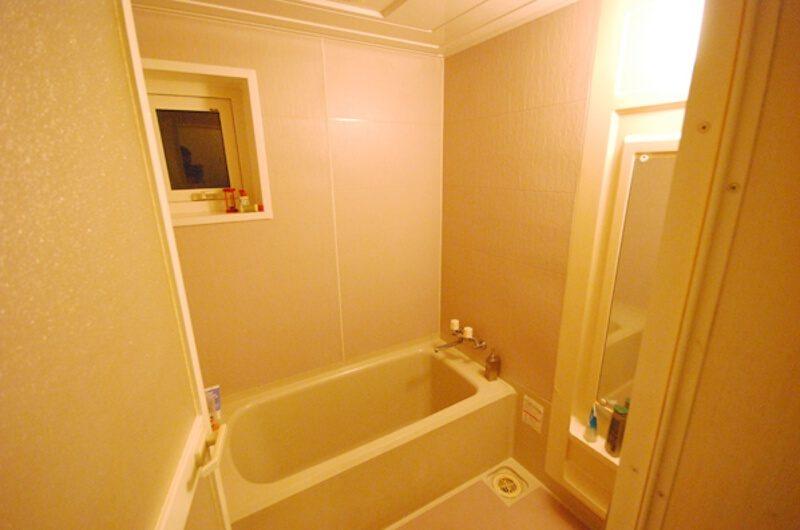 Hangloose Hirafu Backpackers Bathroom with Bathtub | Lower Hirafu