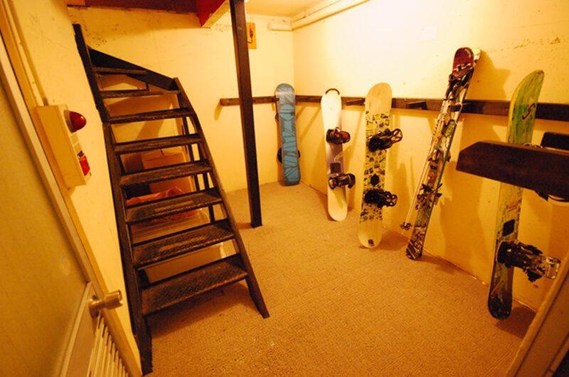 Hangloose Hirafu Backpackers Drying Room | Lower Hirafu