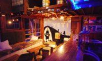 Hangloose Hirafu Backpackers Bar Counter | Lower Hirafu