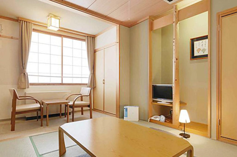 Hirafutei Prince Hotel TV Room with Seating Area | Upper Hirafu