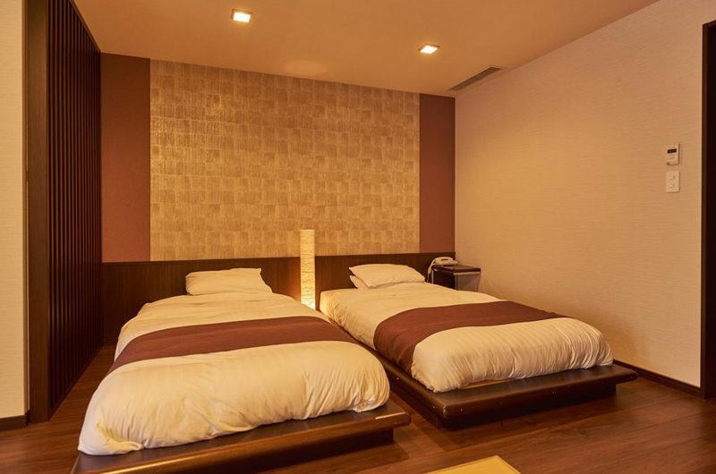 Hirafutei Prince Hotel Bedroom with Twin Beds | Upper Hirafu