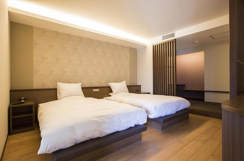 Hirafutei Prince Hotel Twin Bedroom | Upper Hirafu