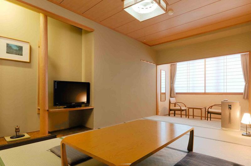 Hirafutei Prince Hotel TV Room | Upper Hirafu