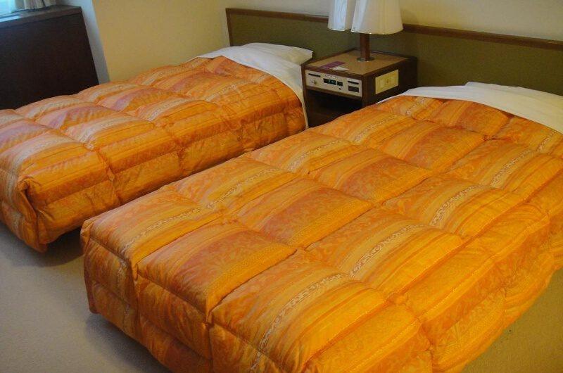 Hotel Kanronomori Twin Bedroom | Moiwa