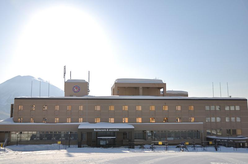 Alpen Hotel Niseko Restaurant