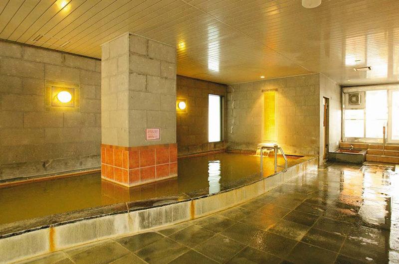 Hotel Niseko Alpen Indoor Onsen Hot Spring Bath | Upper Hirafu