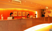 Hotel Niseko Alpen Reception | Upper Hirafu