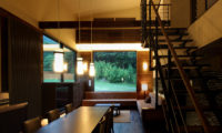 Izumikyo Rental Cottages Dining Area near Up Stairs | East Hirafu