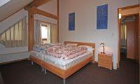 Kabayama Log House Bedroom with Carpet | West Hirafu