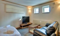 Kumajiro Bedroom with Sofa and TV | East Hirafu