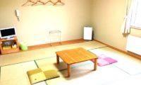 Lodge Fuu Seating Area with TV | Hirafu St Moritz