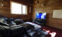 Lodge Mokoro TV Room | Annupuri