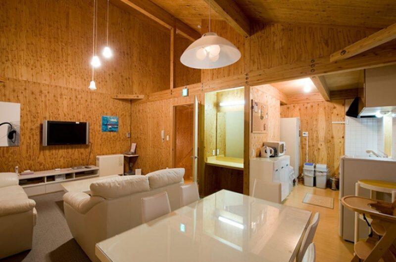 Midori Living and Dining Area | Lower Hirafu