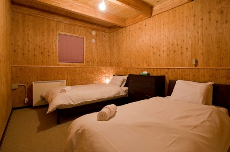 Midori Twin Bedroom | Lower Hirafu