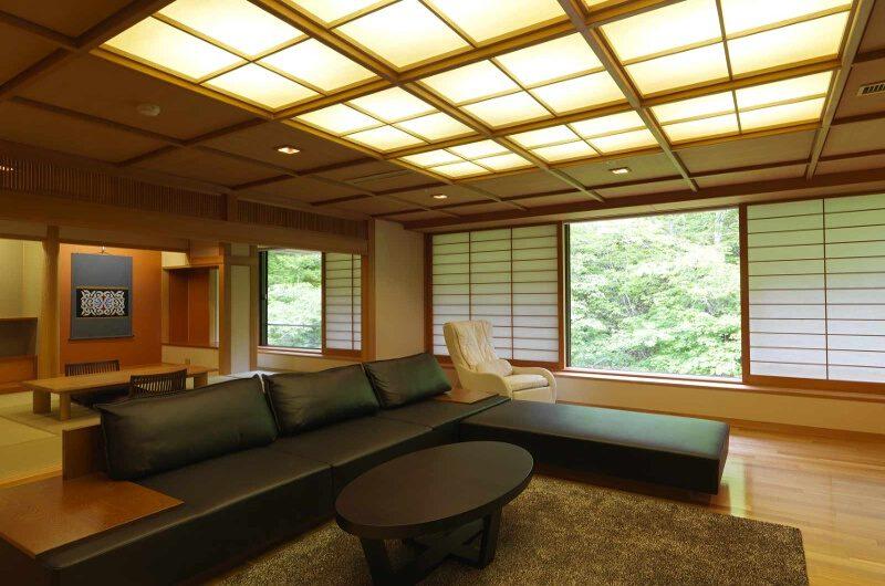 Mokunosho Living Area | Moiwa