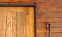 Momiji Lodge Entrance Door | Middle Hirafu