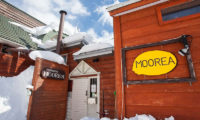 Moorea Lodge Entrance | Middle Hirafu