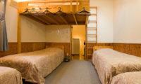 Moorea Lodge Bunk Beds | Middle Hirafu