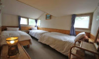 Moorea Lodge Bedroom with Triple Beds | Middle Hirafu