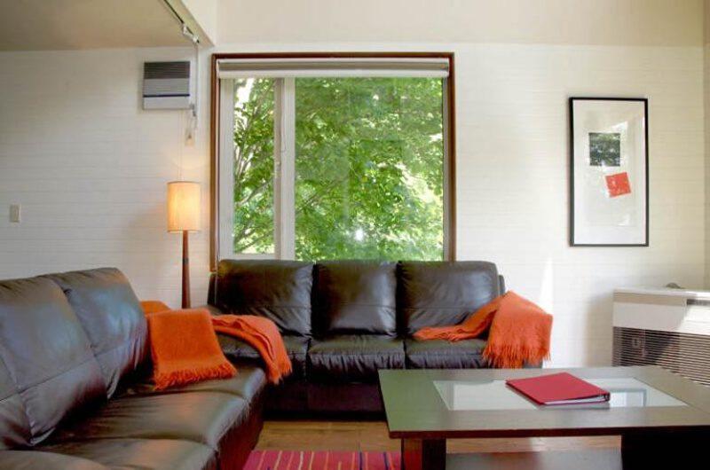 Mountain Tracks Living Room | East Hirafu