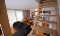 Nature Living and Dining Area | Lower Hirafu