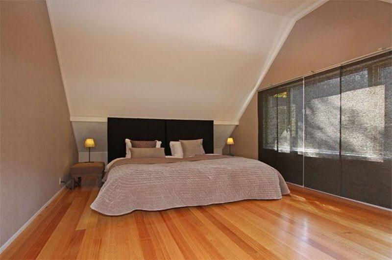 Nature Bedroom with Wooden Floor | Lower Hirafu