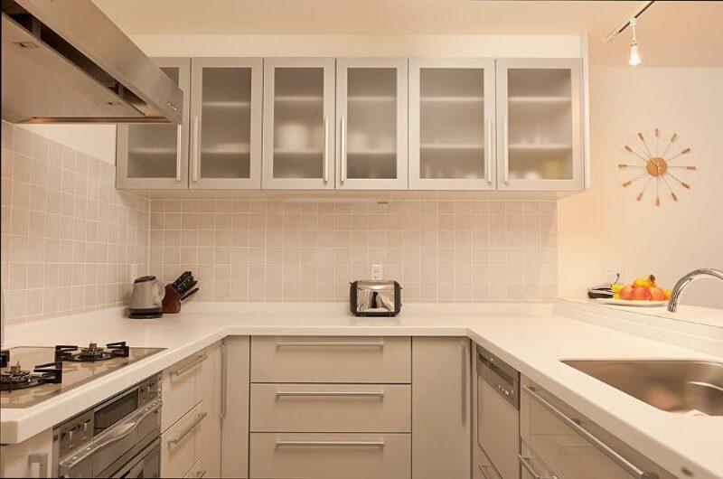 Nichigo Kitchen Area | Middle Hirafu