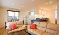 Nichigo Living Area | Middle Hirafu