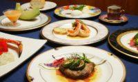 Niseko Auberge de Frying Pan Food on Table | Annupuri