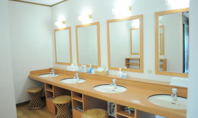 Niseko Park Hotel Common Dressing Area | Upper Hirafu