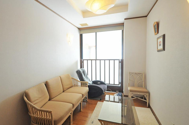 Niseko Park Hotel Balcony View | Upper Hirafu
