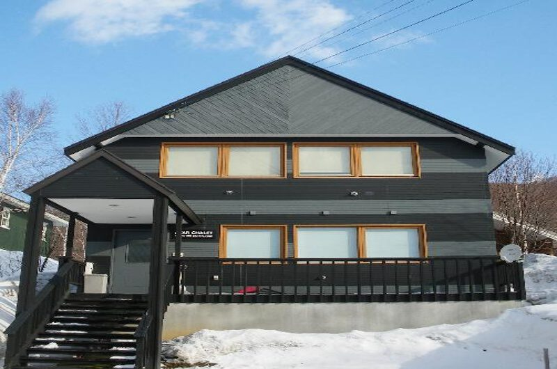 Niseko Star Chalet Entrance | East Hirafu
