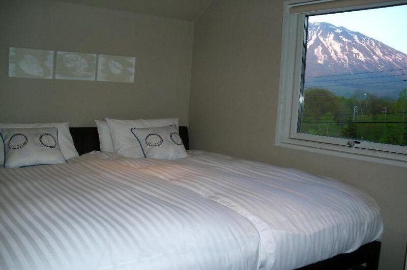 Niseko Star Chalet Bedroom with Mountain View | East Hirafu