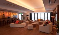One Niseko Resort Towers Lounge Area with Bar Counter | Moiwa