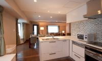 One Niseko Resort Towers Kitchen Area | Moiwa