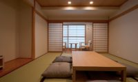 One Niseko Resort Towers Japanese Style Seating Area | Moiwa