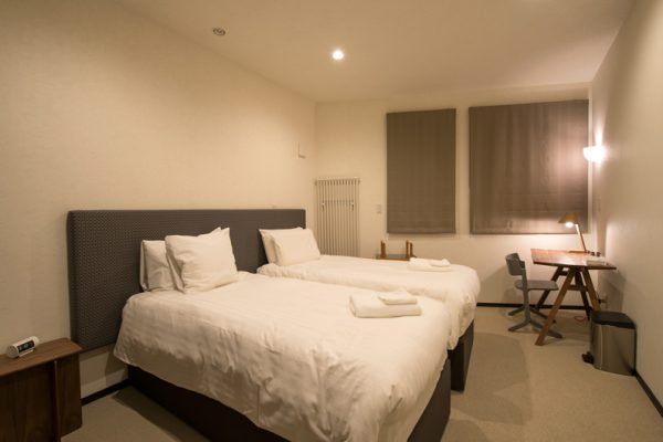 The Orchards Niseko Comfort Twin Bedroom | West Hirafu
