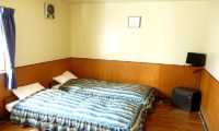 Pension Kanon Twin Bedroom | Middle Hirafu