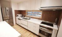 Shiki and Koyuki Kitchen Area | East Hirafu
