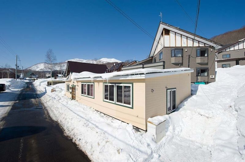 Slowlife Niseko Exterior with Snow | East Hirafu