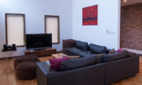 Snowbird Living Area with TV | Annupuri