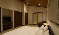 Snowbird Bedroom with TV | Annupuri