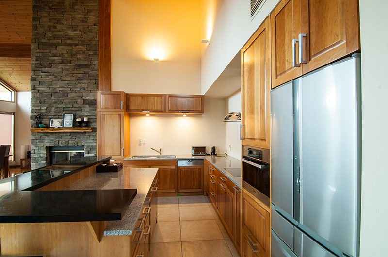 Starchase Kitchen Area | Annupuri