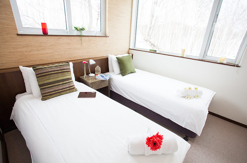 Tamo Twin Bedroom | Middle Hirafu