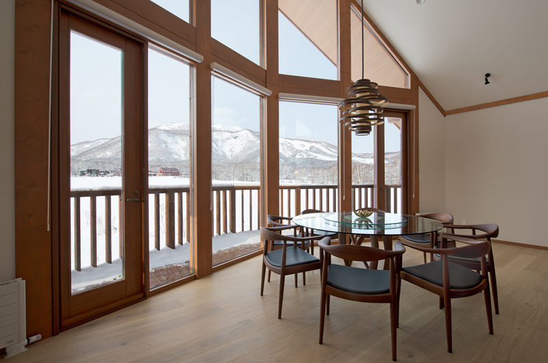 The Orchards Niseko Dining with Mountain View | West Hirafu